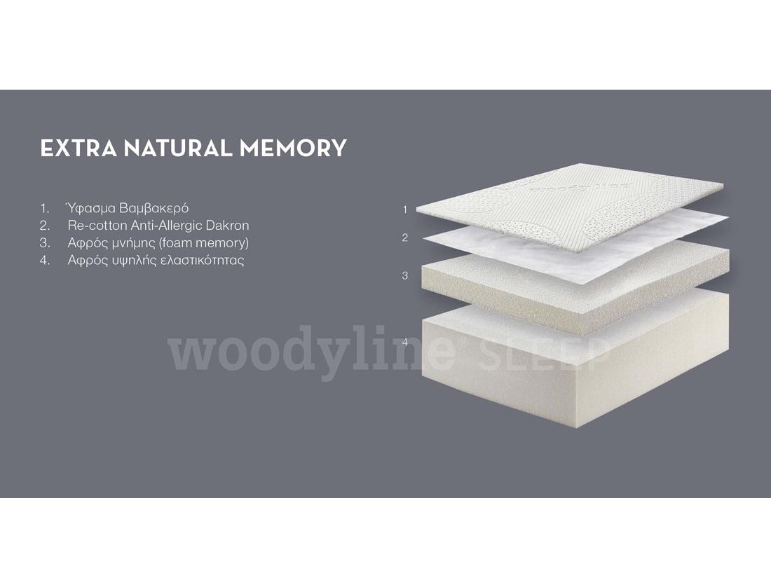 Extra Natural Memory