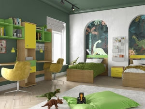 Σετ παιδικό δωμάτιο
